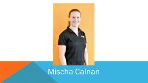 Mischa Calnan